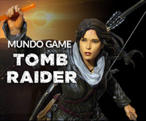 Mundo GAME Tomb Raider
