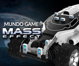 Mundo GAME Mass Effect
