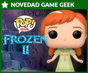 Figuras POP Frozen II