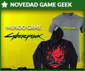 Novedad Geek Cyberpunk
