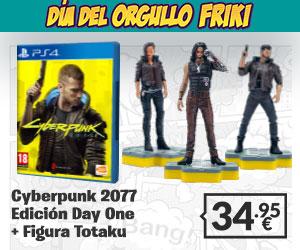 Cyberpunk + Totaku