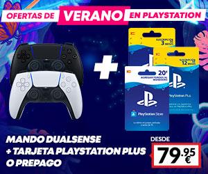 Pack Dualsense + PSN