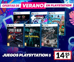 Juegos PS5 desde 14,95€