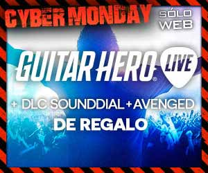 BLACK FRIDAY GUITAR HERO LIVE