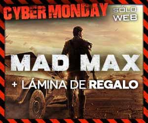 BLACK FRIDAY MAD MAX
