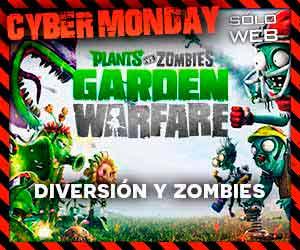 Blackfriday Plantas vs Zombies