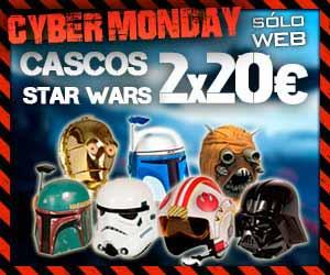 Black Friday 2 Cascos por 20€