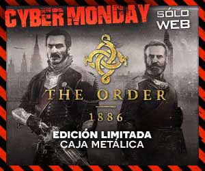 BLACK FRIDAY THE ORDER