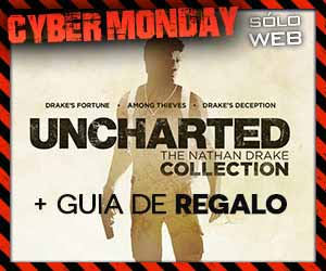 Black Friday Uncharted collection