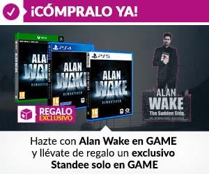 ¡Novedad! Alan Waker Remastered