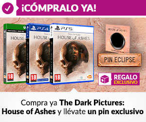 ¡Novedad! House of Ashes + DLC