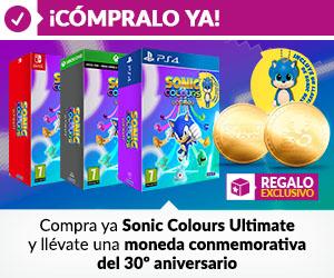 ¡Novedad! Sonic Colours