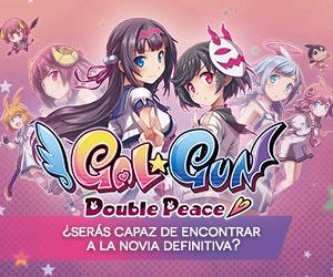 Gal Gun Double Peace