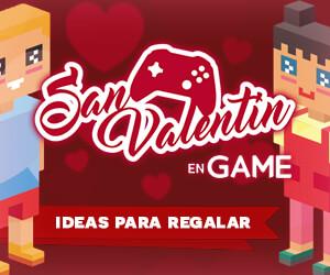 San Valentin en GAME