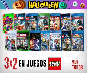 3X2 Juegos LEGO