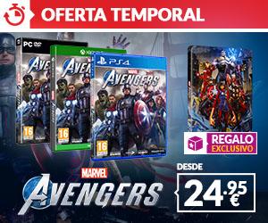 ¡Oferta! Avengers