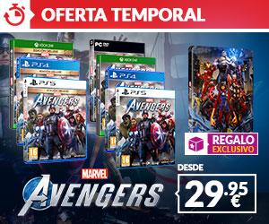 Oferta Marvel´s Avengers