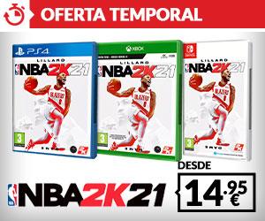 Oferta NBA 2k21