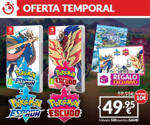 ¡Oferta! Pokémon Escudo y Espada