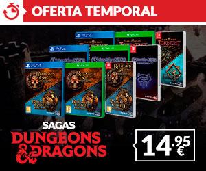 Dungeons & Dragons oferta