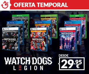 Oferta Watch Dogs Legion