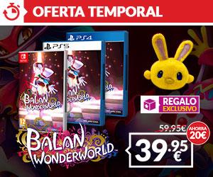 Oferta Balan Wonderworld