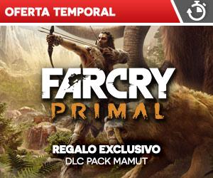 Oferta Temporal - Far Cry Primal