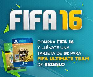 FIFA 16 + 500 FIFA Points de regalo