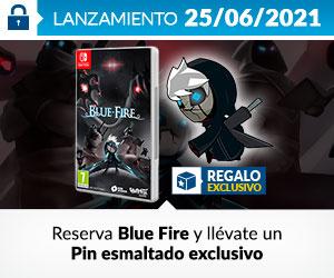 ¡Reserva! Blue Fire