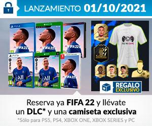 ¡Reserva! FIFA 22