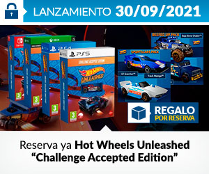 ¡Reserva! Hot Wheels