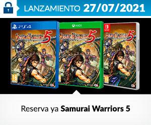 ¡Reservas! Samurai Warriors