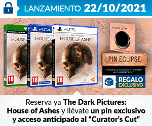 ¡Reserva! House of Ashes + DLC