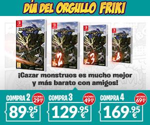 Packs Monster Hunter