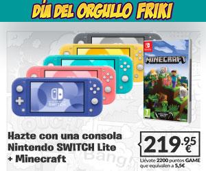 Pack Switch + Minecraft