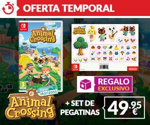 Animal Crossing + Pegatinas
