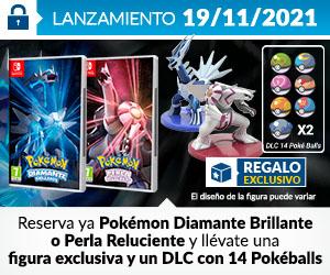 ¡Reserva! Pokemon Perla y Diamante