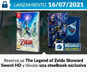 Reserva Zelda Skyward Sword