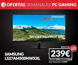 Monitor SAMSUNG LS27AM500NWXXL