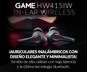 Auriculares In Ear GAME