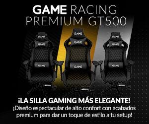 Oferta Silla Gaming GT500