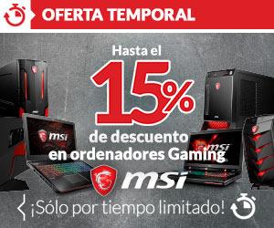 Oferta Ordenadores MSI