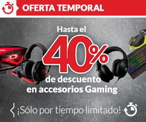 Oferta accesorios gaming