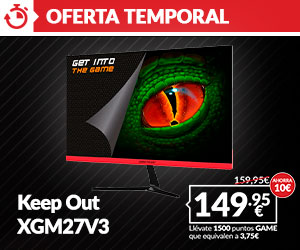 Monitor Keep Out XGM27V3