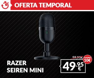 Micrófonos Razer Seiren