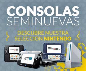 Consolas Nintendo Seminuevas