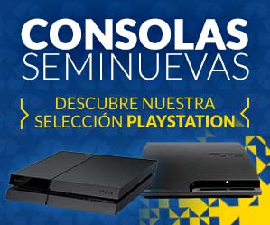Consola PlayStation Seminuevas
