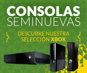 Consolas Xbox Seminuevas