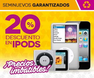 Ofertas iPods