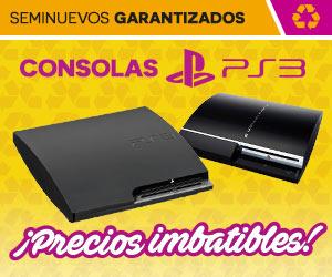 Ofertas consolas PS3